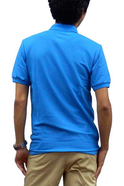 【全24色】5.8オンス 半袖ポロシャツ(ポケット付)