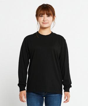 【2色】5.6オンスヘビーウエイトLS-Tシャツ(+リブ/XS~3XL)