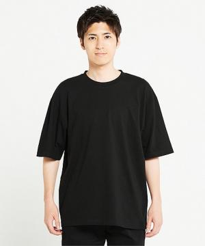 【2色】5.6オンス ヘビーウェイトビッグTシャツ(男女兼用/S~XL)