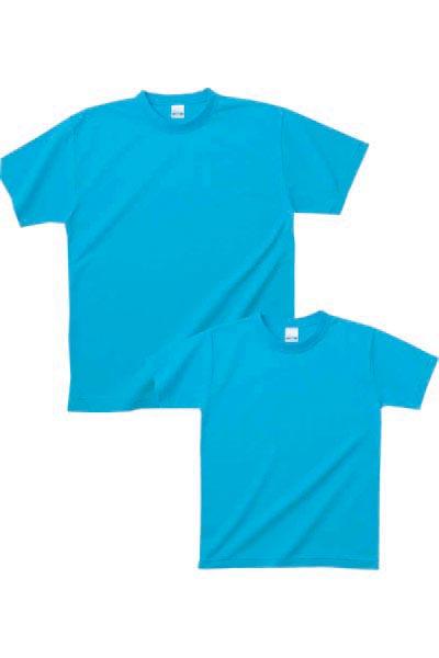 4.6オンス ハニカムメッシュTシャツ ホワイト