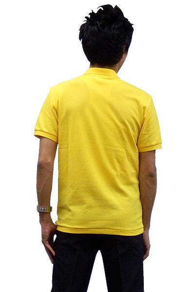 【全24色】5.8オンス T/Cポロシャツ(ポケットなし)