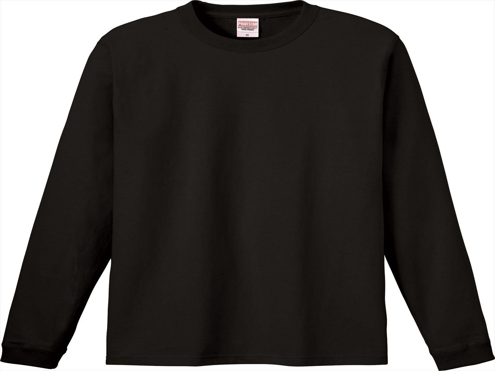 6.6オンス ハイグレードロングTシャツ カラー