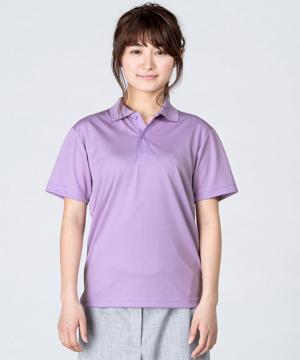 【全24色】ドライポロシャツ(ポケット無し)