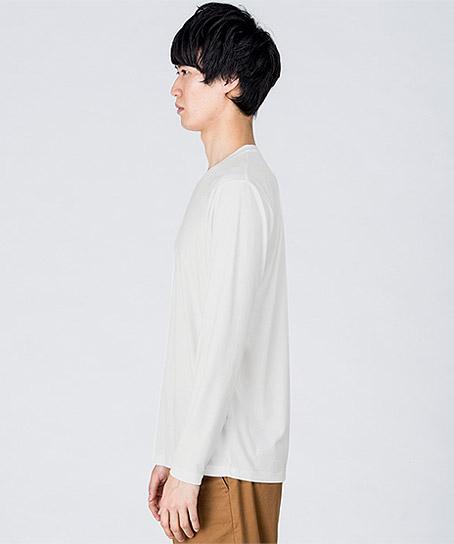 3.5オンスインターロックドライ長袖Tシャツ(兼用)