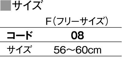ハニカムエアーキャップ サイズ詳細