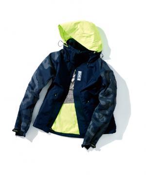 作業服の通販の【作業着デポ】【TS DESIGN】メガヒートフラッシュ防水防寒ジャケット(反射・防風)