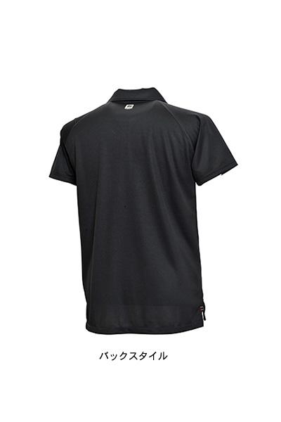 【TS DESIGN】FLASH半袖ポロシャツ