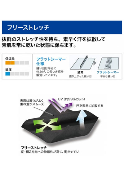 【TS DESIGN】ハーフスリーブシャツ