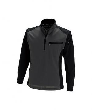 【TS DESIGN】(Premium)ワークニットロングシャツ