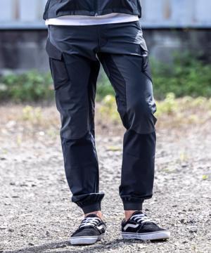 作業服の通販の【作業着デポ】【TS DESIGN】NEO撥水メンズカーゴパンツ(軽量・ストレッチ・反射)