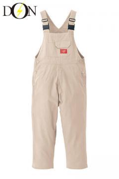 作業服の通販の【作業着デポ】【DON】キッズオーバーオール(子供用/綿100%)