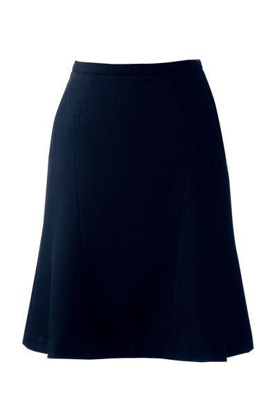セミマーメイドスカート