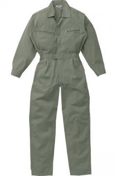 ユニフォームや制服・事務服・作業服・白衣通販の【ユニデポ】ジャンプスーツ