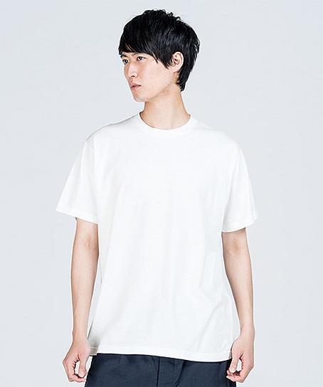 5.6オンス ヘビーウェイトTシャツ(100cm~XXXLサイズ) ※ホワイト