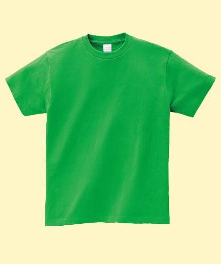 5.6オンス ヘビーウエィトTシャツ(100~160cmサイズ)※ジュニアカラー