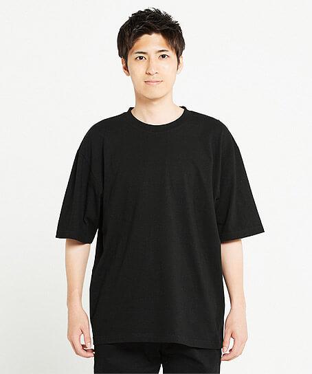 【8色】5.6オンス ヘビーウェイトビッグTシャツ(男女兼用/S~XL)