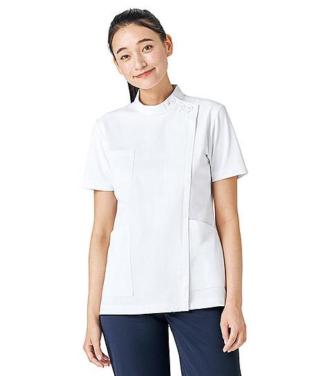 【全2色】レディースケーシー 白衣