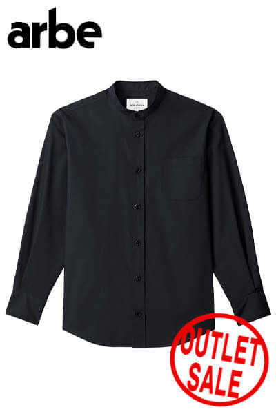 【OUTLET】スタンドカラーシャツ※廃番※