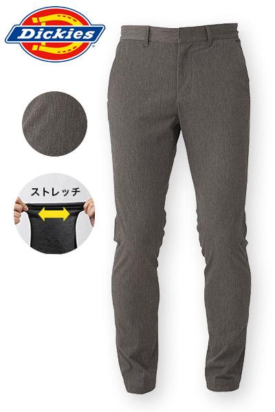 【Dickiesディッキーズ】ストレッチストレートパンツ
