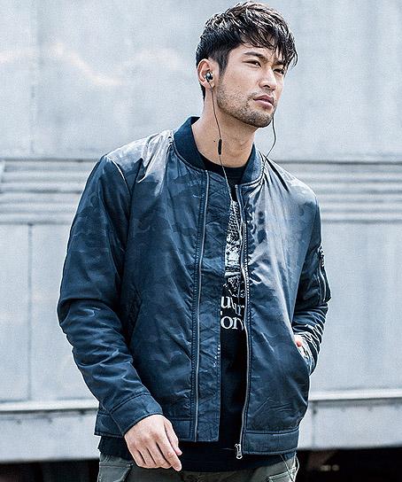 【GLADIATOR】防寒フライトジャケット(男女兼用)