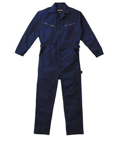 【全3色】カジュアル長袖ツヅキ服(綿100%)